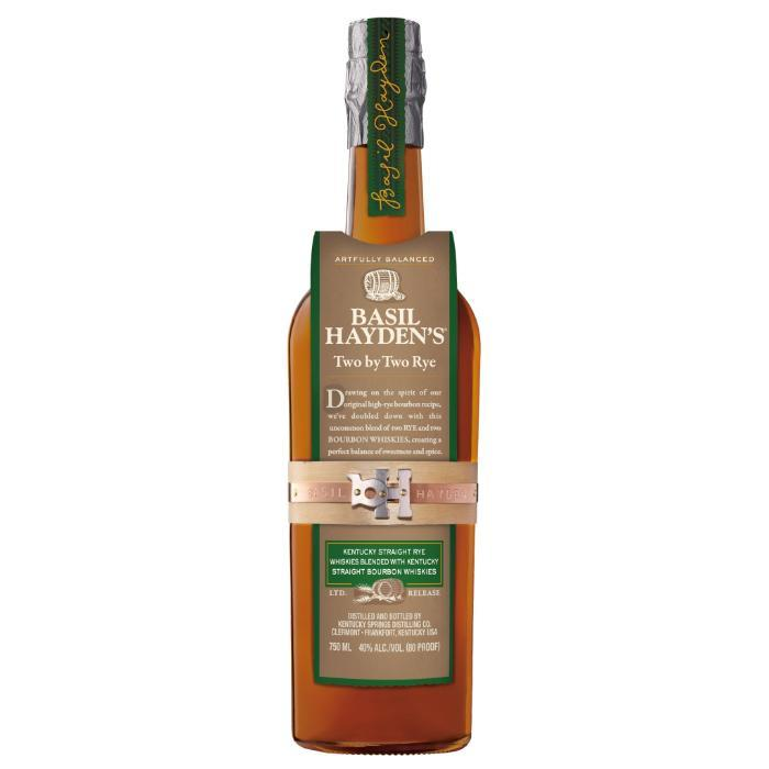 Buy Basil Hayden's Two By Two Rye online from the best online liquor store in the USA.