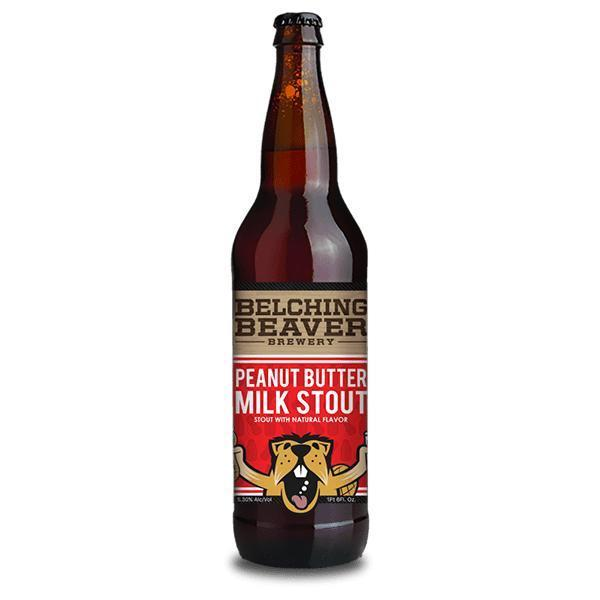 Buy Belching Beaver Peanut Butter Milk Stout online from the best online liquor store in the USA.