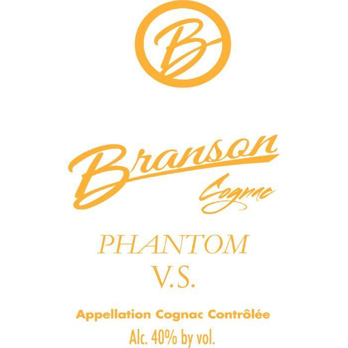 Buy Branson Cognac Phantom V.S | 50 Cent Cognac online from the best online liquor store in the USA.