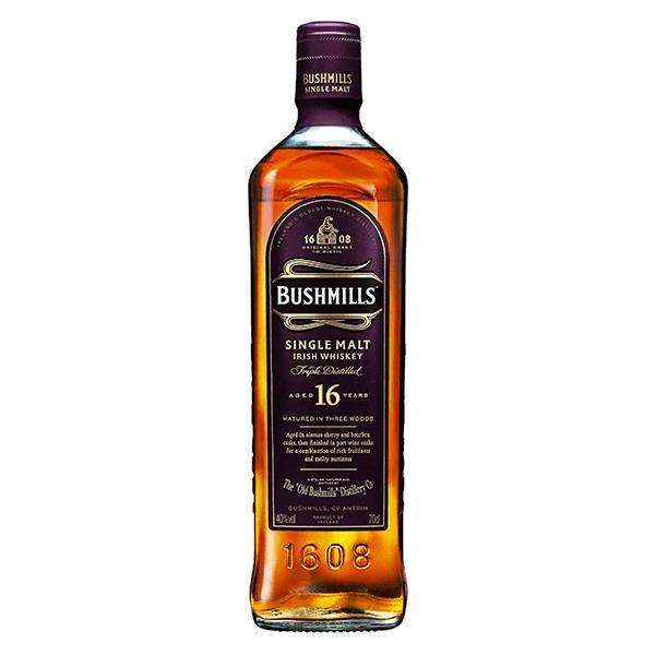 Buy Bushmills 16 Year Old Single Malt online from the best online liquor store in the USA.
