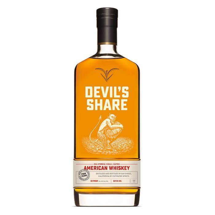 Buy Devil's Share American Whiskey online from the best online liquor store in the USA.