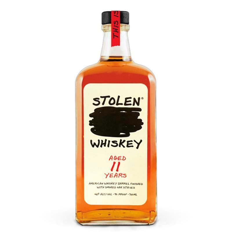 Buy Stolen Whiskey 11 Year Old online from the best online liquor store in the USA.
