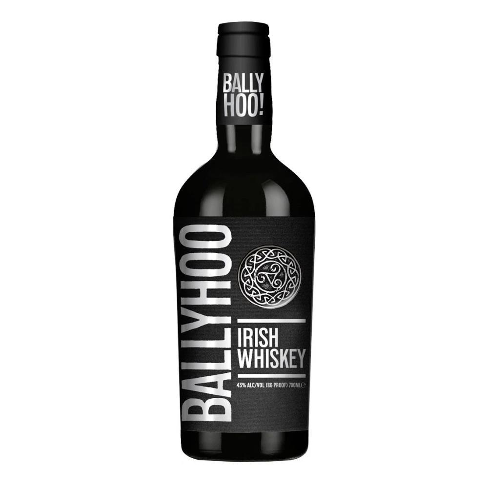 Ballyhoo Irish Whiskey Irish whiskey Ballyhoo
