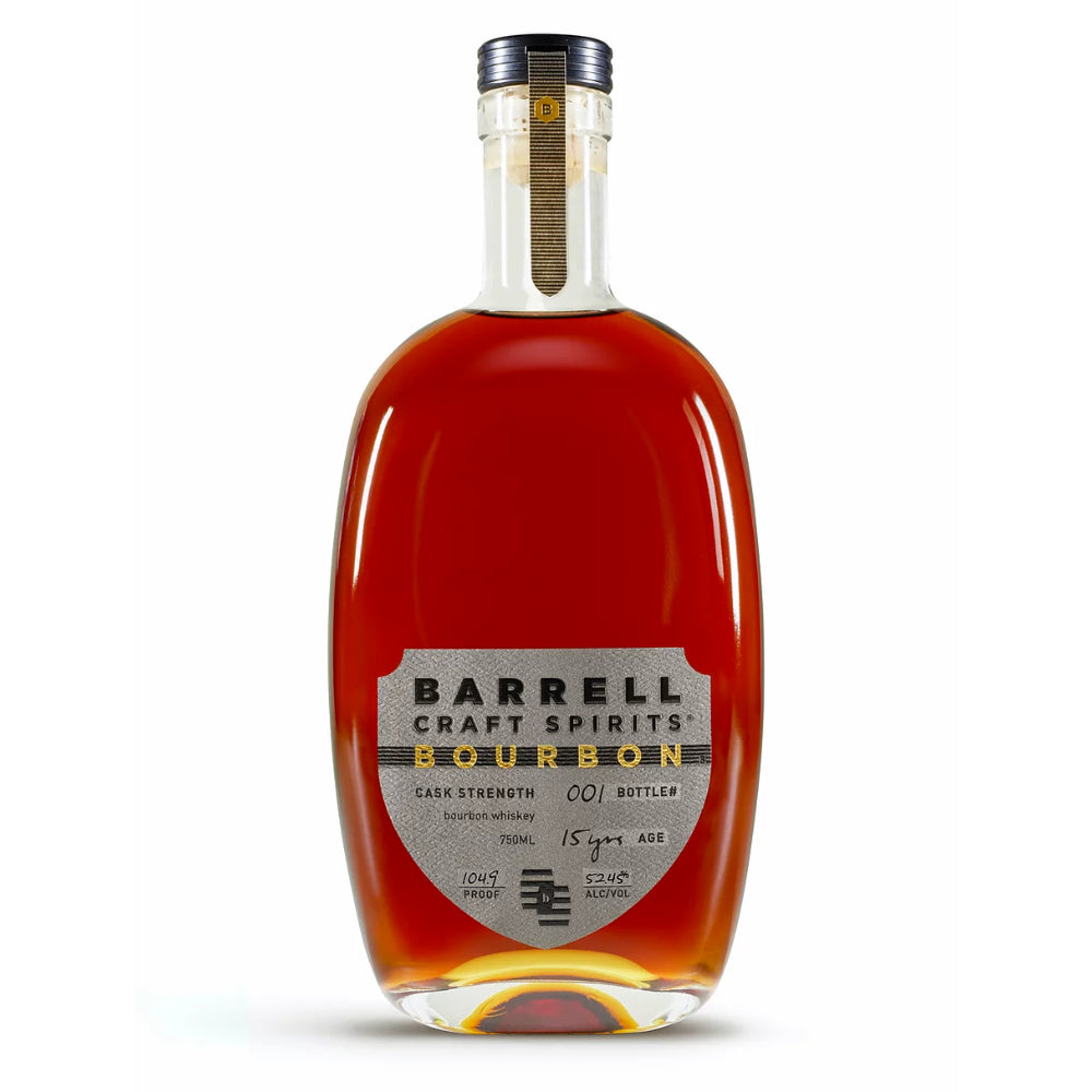 Barrell Craft Spirits 15 Year Old Bourbon 104.9 Proof