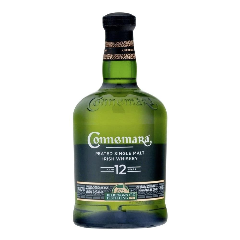 Connemara 12 Year Peated Single Malt Irish Whiskey Irish whiskey Connemara