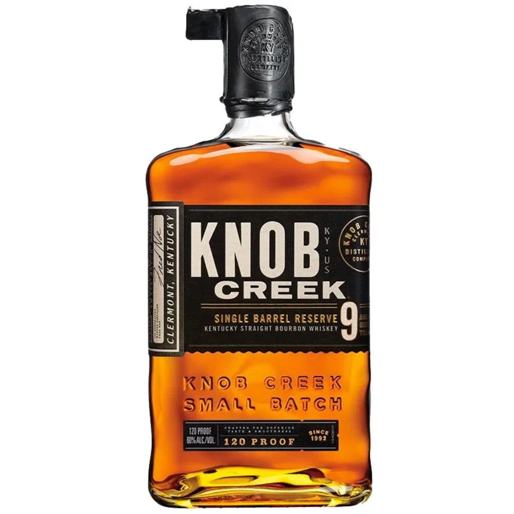 Knob Creek Single Barrel Selected By Shared Pour
