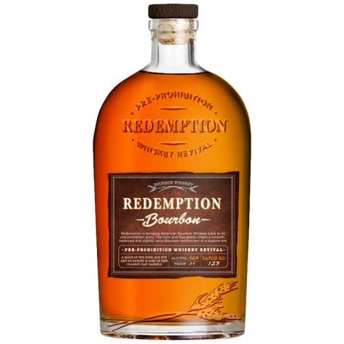 Redemption Straight Bourbon Whiskey