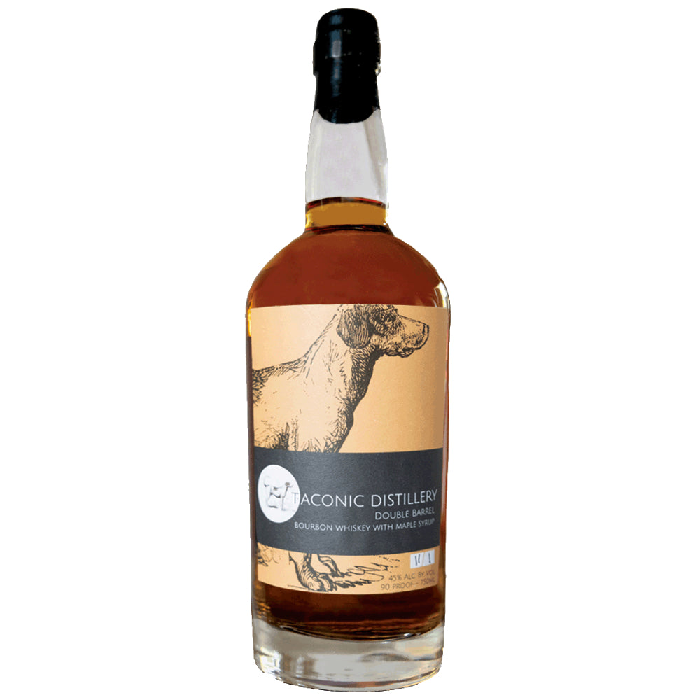 Taconic Double Barrel Maple Bourbon Whiskey