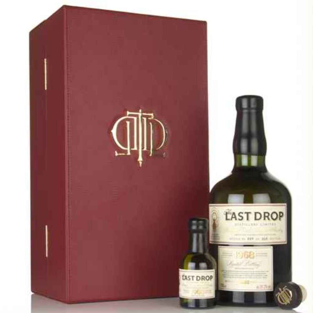 The Last Drop Glenrothes 1968 #13504