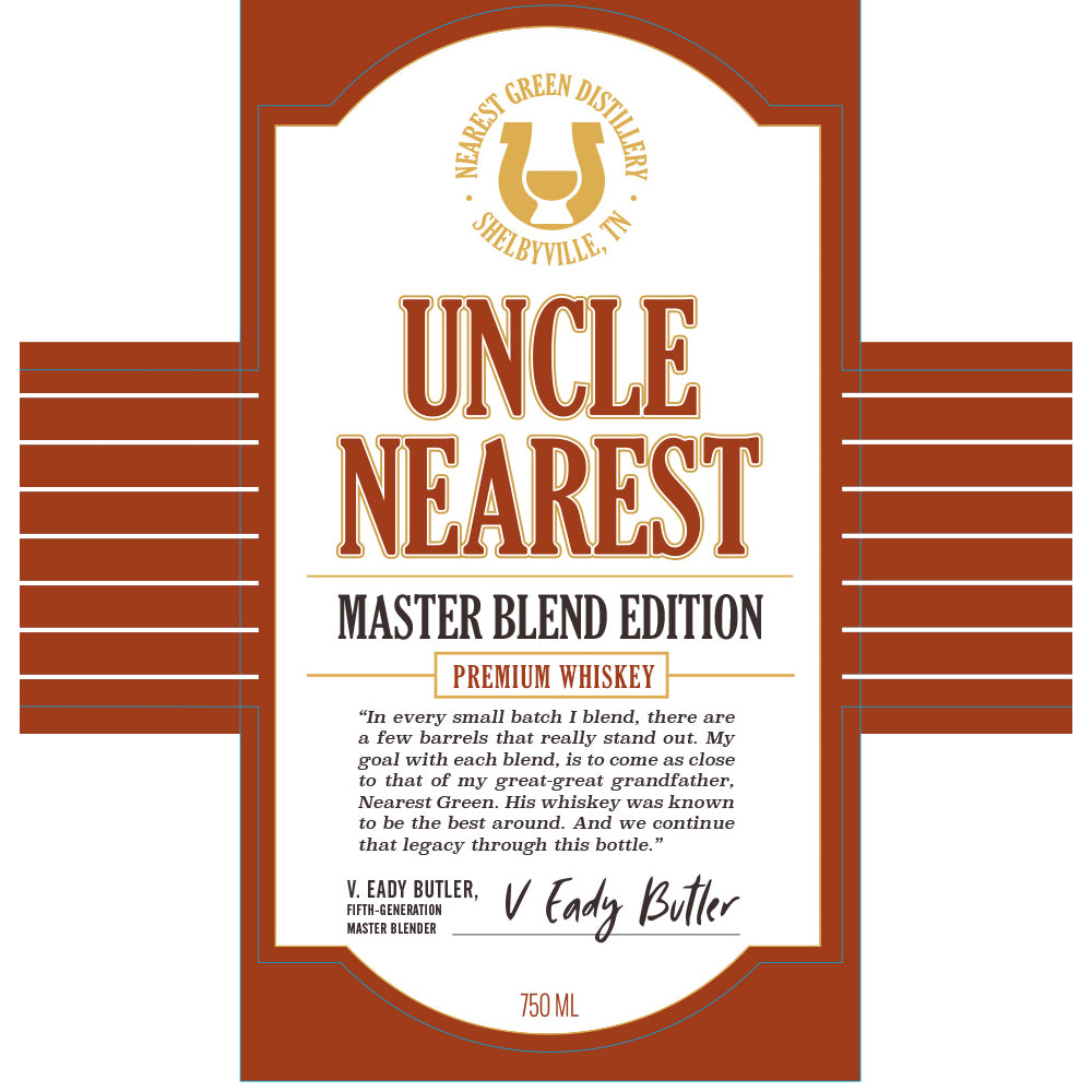 Uncle Nearest Master Blend Edition