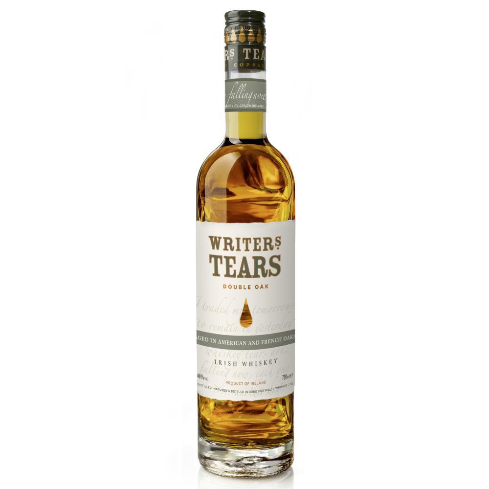 Writers' Tears Double Oak Whiskey Irish whiskey Writers Tears