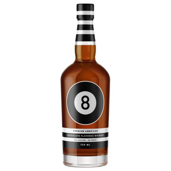 Buy 8-Ball Chocolate Whiskey online from the best online liquor store in the USA.