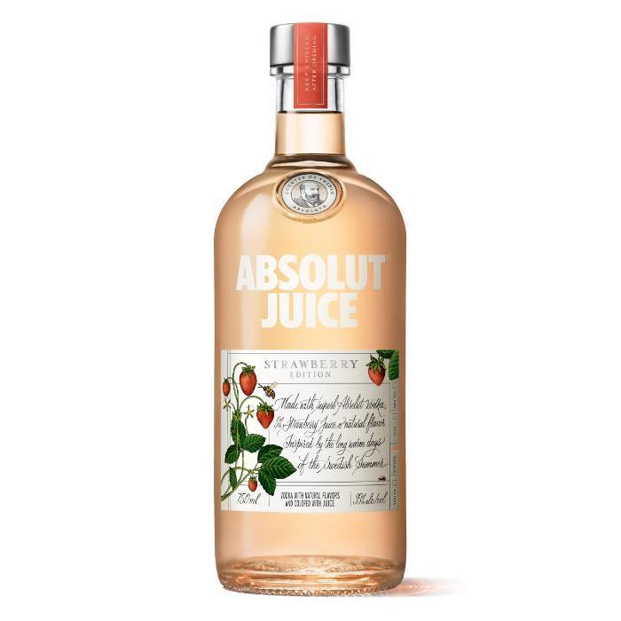 Buy Absolut Juice Strawberry Edition online from the best online liquor store in the USA.