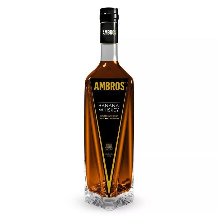 Buy Ambros Banana Whiskey online from the best online liquor store in the USA.