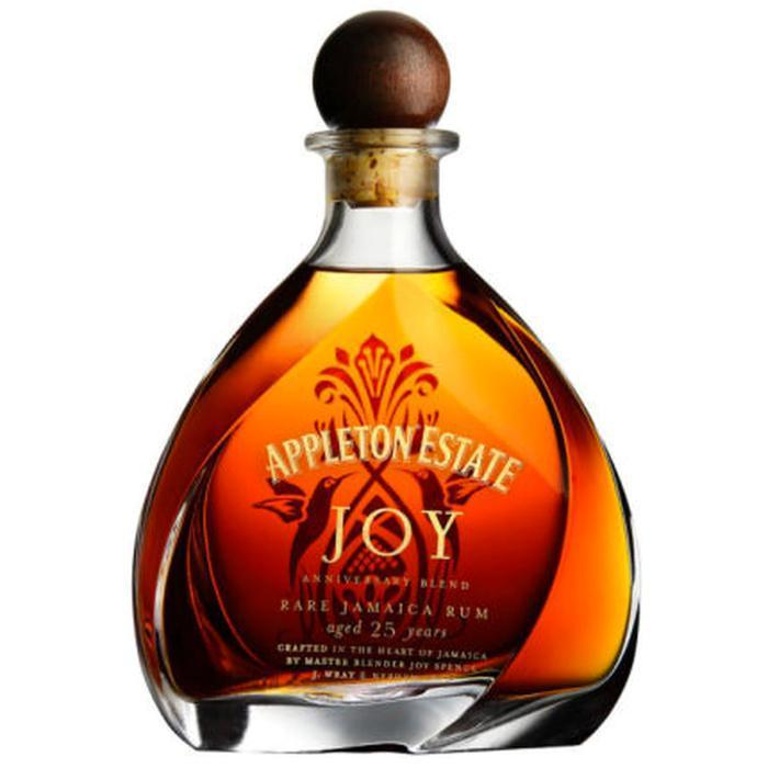 Buy Appleton Estate Joy Anniversary Blend 25 Year Old online from the best online liquor store in the USA.