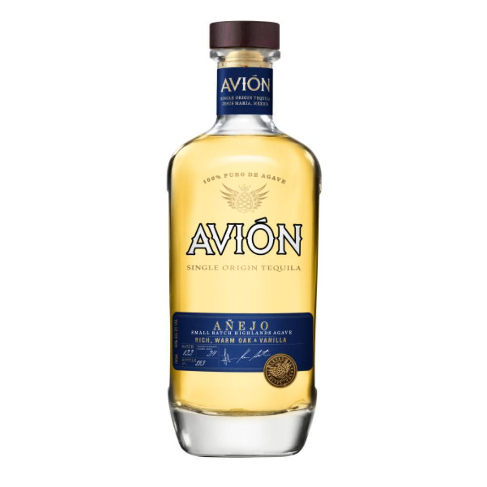 Buy Avión Tequila Añejo online from the best online liquor store in the USA.