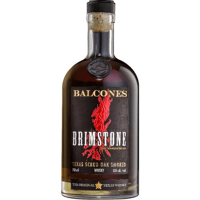 Buy Balcones Brimstone Smoked Whiskey online from the best online liquor store in the USA.