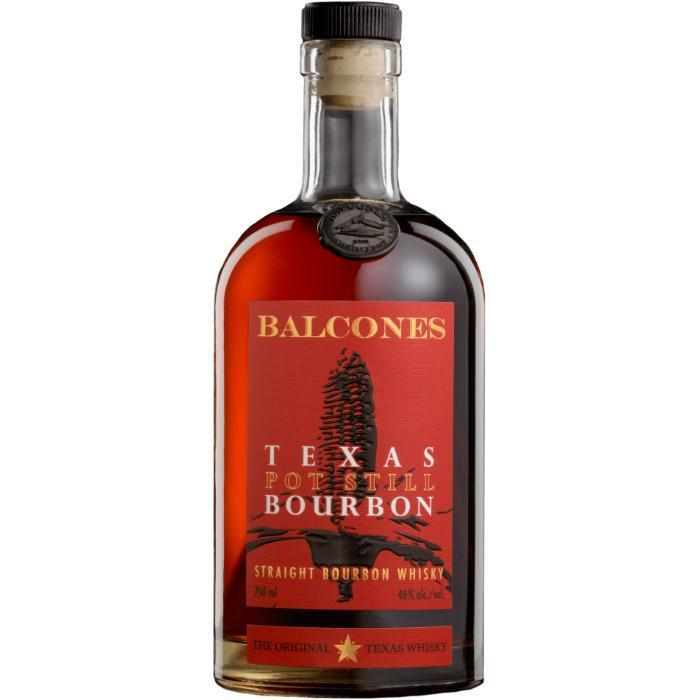 Buy Balcones Texas Pot Still Bourbon online from the best online liquor store in the USA.