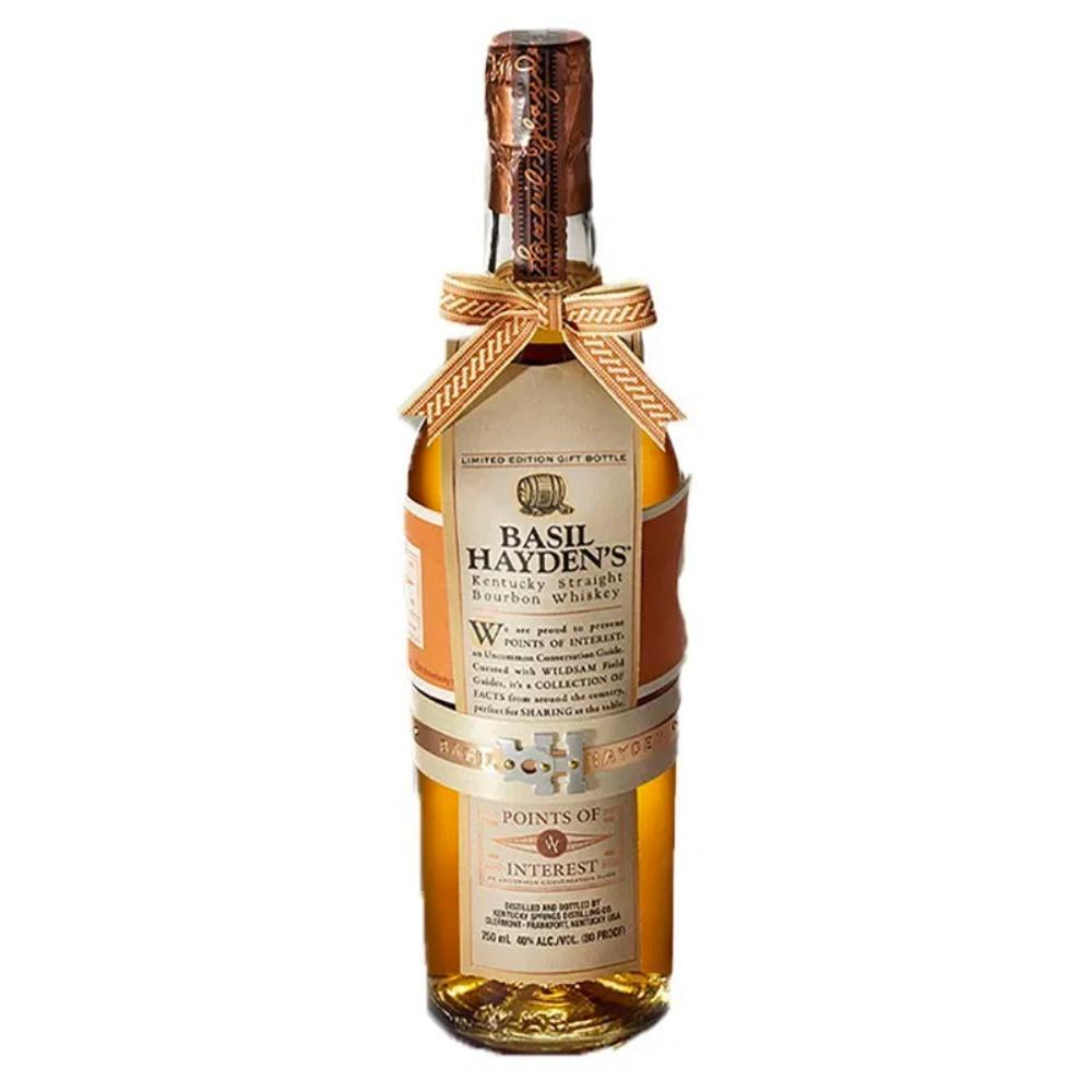 Buy Basil Hayden's x Wildsam Points of Interest online from the best online liquor store in the USA.