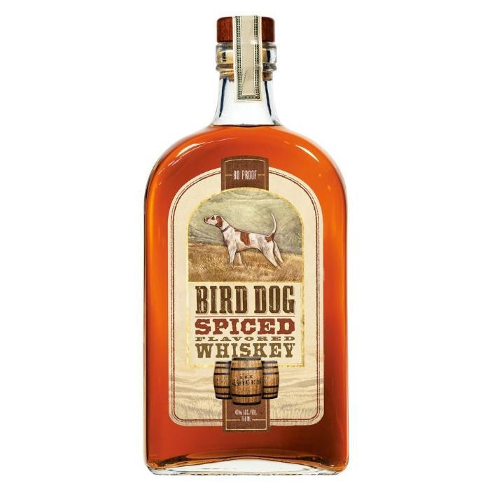 Buy Bird Dog Spiced Flavored Whiskey online from the best online liquor store in the USA.