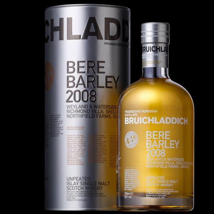 Buy Bruichladdich Bere Barley 2008 online from the best online liquor store in the USA.