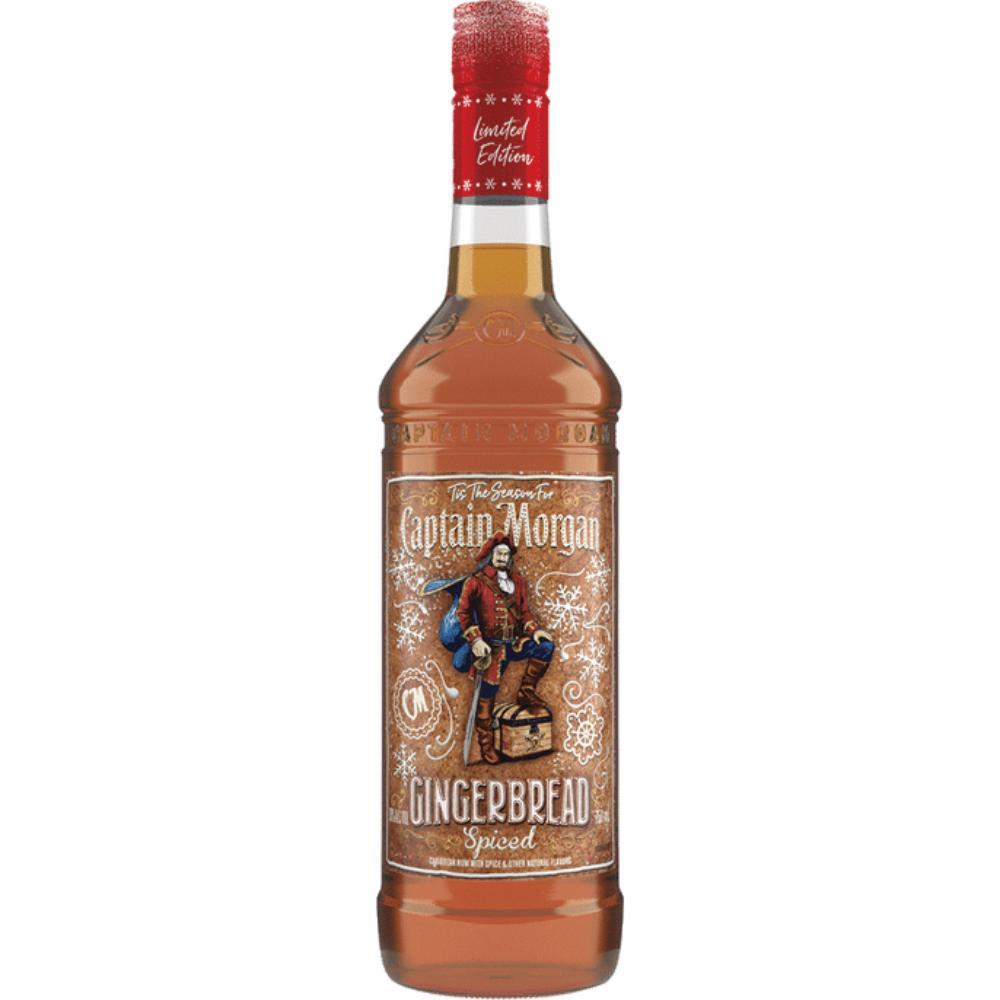 Buy Captain Morgan Gingerbread Spiced Rum online from the best online liquor store in the USA.
