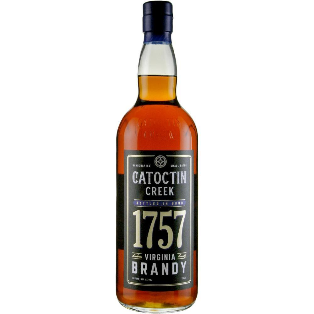 Buy Catoctin Creek 1757 Virginia Bottled in Bond 8 Yr Brandy online from the best online liquor store in the USA.