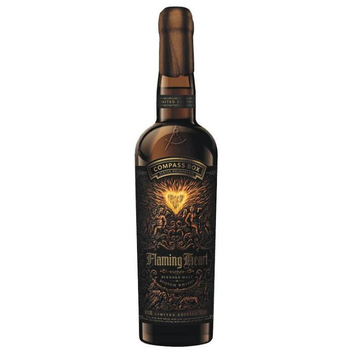 Buy Compass Box Flaming Heart online from the best online liquor store in the USA.