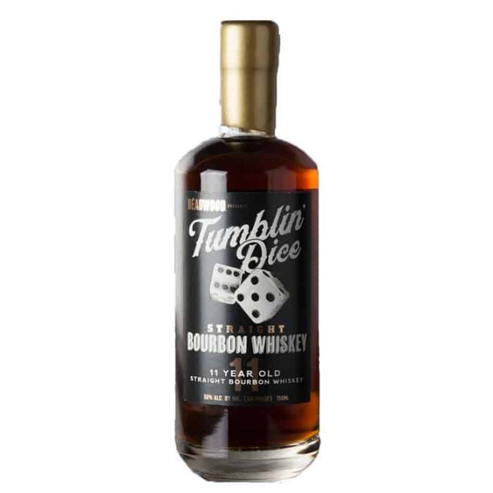 Buy Deadwood Tumblin Dice 11 Year Old Bourbon online from the best online liquor store in the USA.