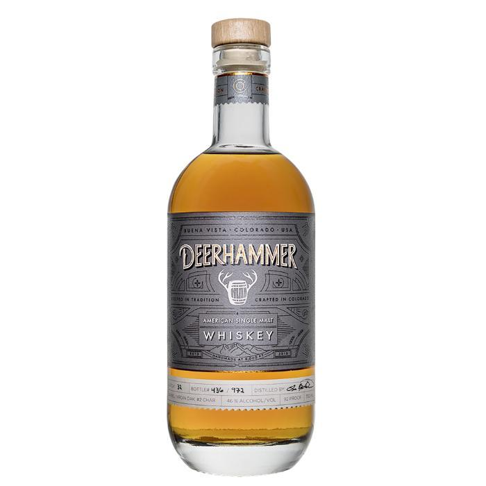 Buy Deerhammer American Single Malt online from the best online liquor store in the USA.