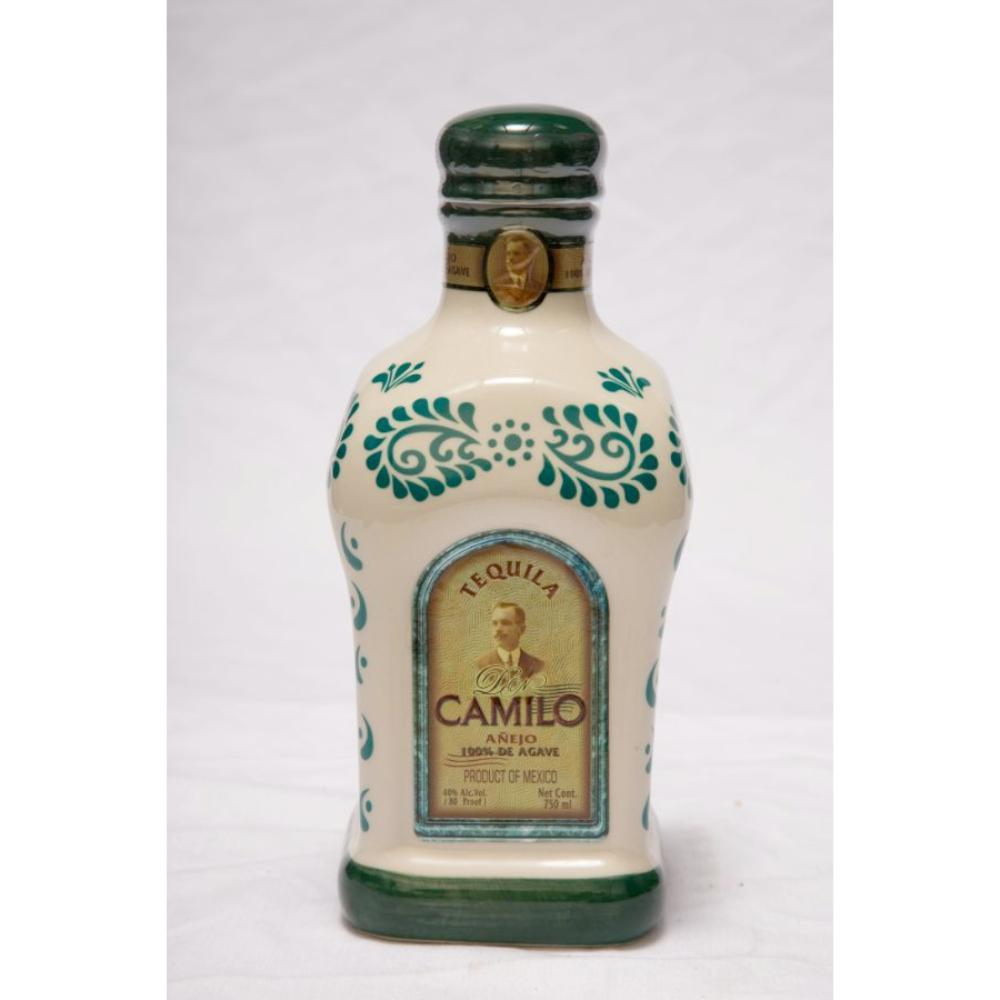 Buy Don Camilo Anejo Ceramic Tequila online from the best online liquor store in the USA.