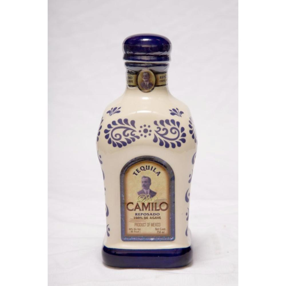 Buy Don Camilo Reposado Ceramic Tequila online from the best online liquor store in the USA.