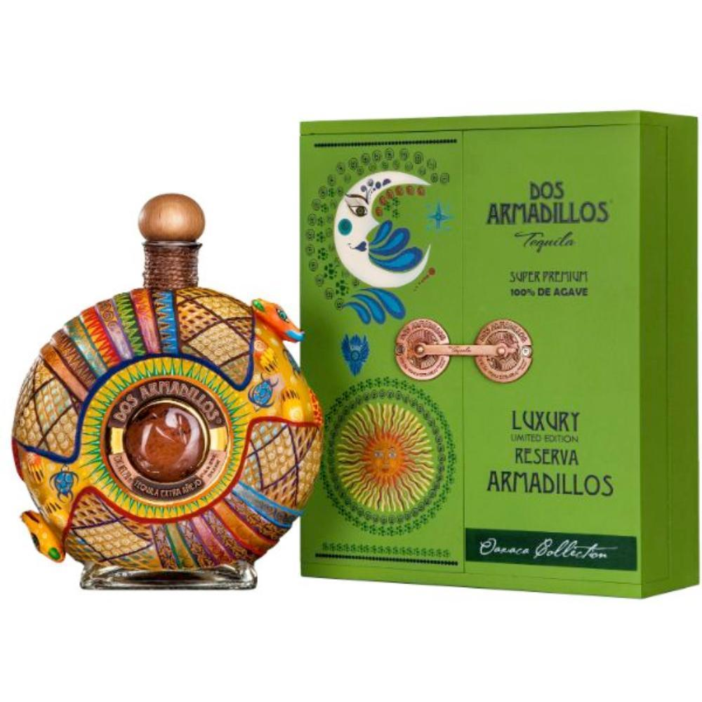 Buy Dos Armadillos Extra Anejo Oaxaca Tequila online from the best online liquor store in the USA.