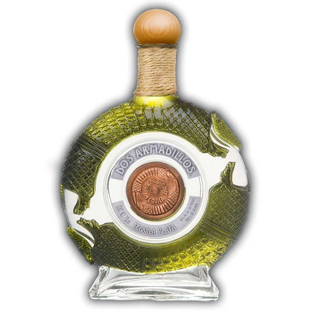 Buy Dos Armadillos Super Premium Plata Tequila online from the best online liquor store in the USA.