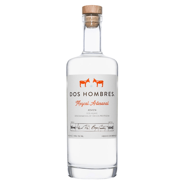 Buy Dos Hombres Espadin Mezcal online from the best online liquor store in the USA.