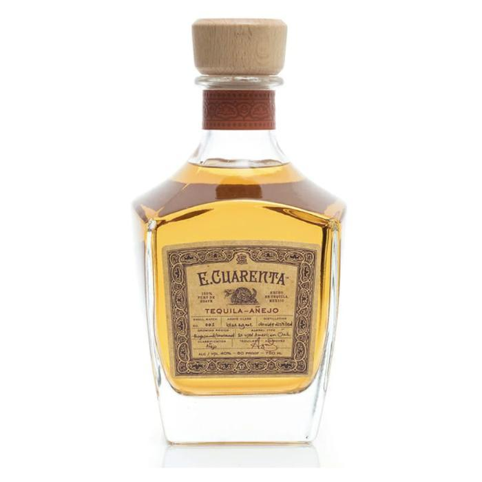 Buy E Cuarenta Tequila Añejo online from the best online liquor store in the USA.