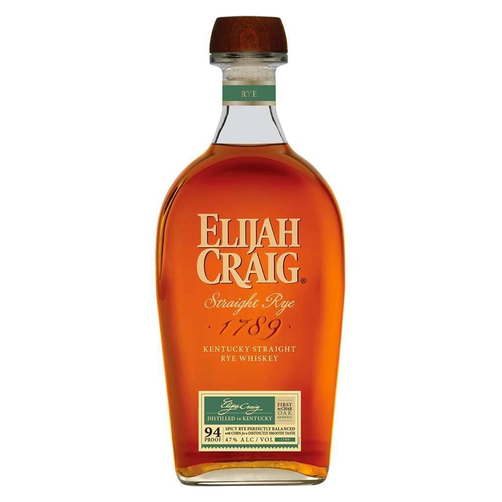 Buy Elijah Craig Straight Rye Whiskey online from the best online liquor store in the USA.