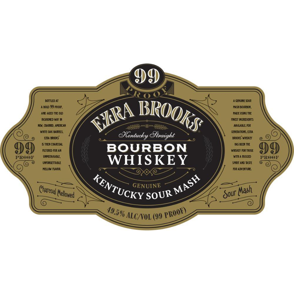 Buy Ezra Brooks 99 Proof Bourbon online from the best online liquor store in the USA.