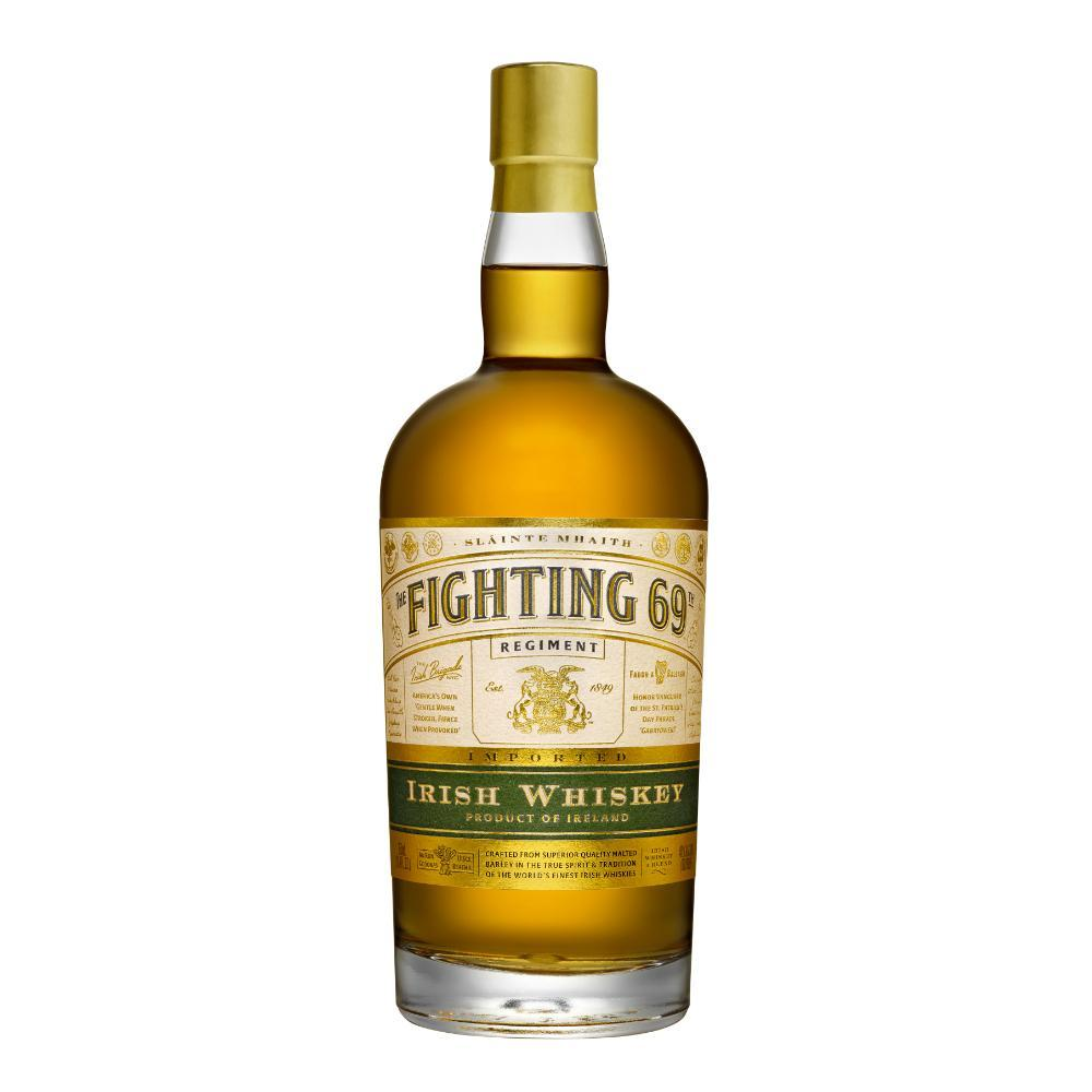 Buy Fighting 69th Irish Whiskey online from the best online liquor store in the USA.