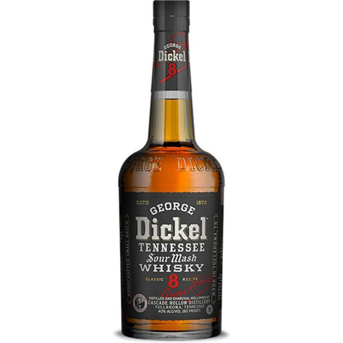 Buy George Dickel No. 8 Whisky online from the best online liquor store in the USA.