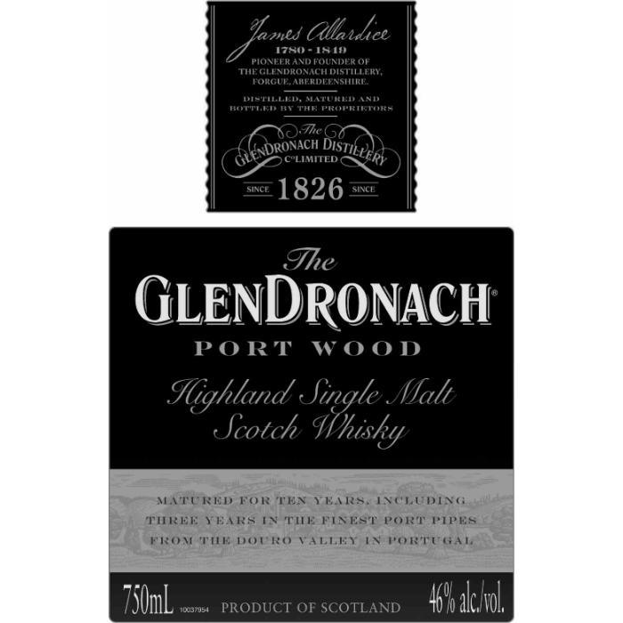 Buy Glendronach Port Wood online from the best online liquor store in the USA.
