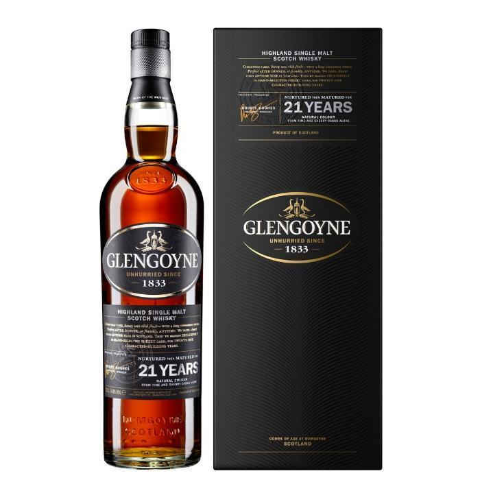 Buy Glengoyne 21 Year Old online from the best online liquor store in the USA.