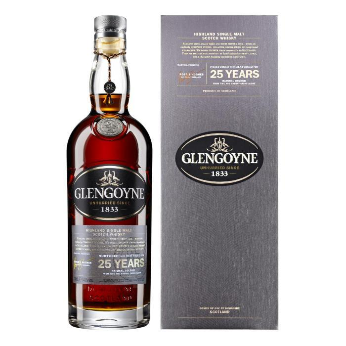 Buy Glengoyne 25 Year Old online from the best online liquor store in the USA.