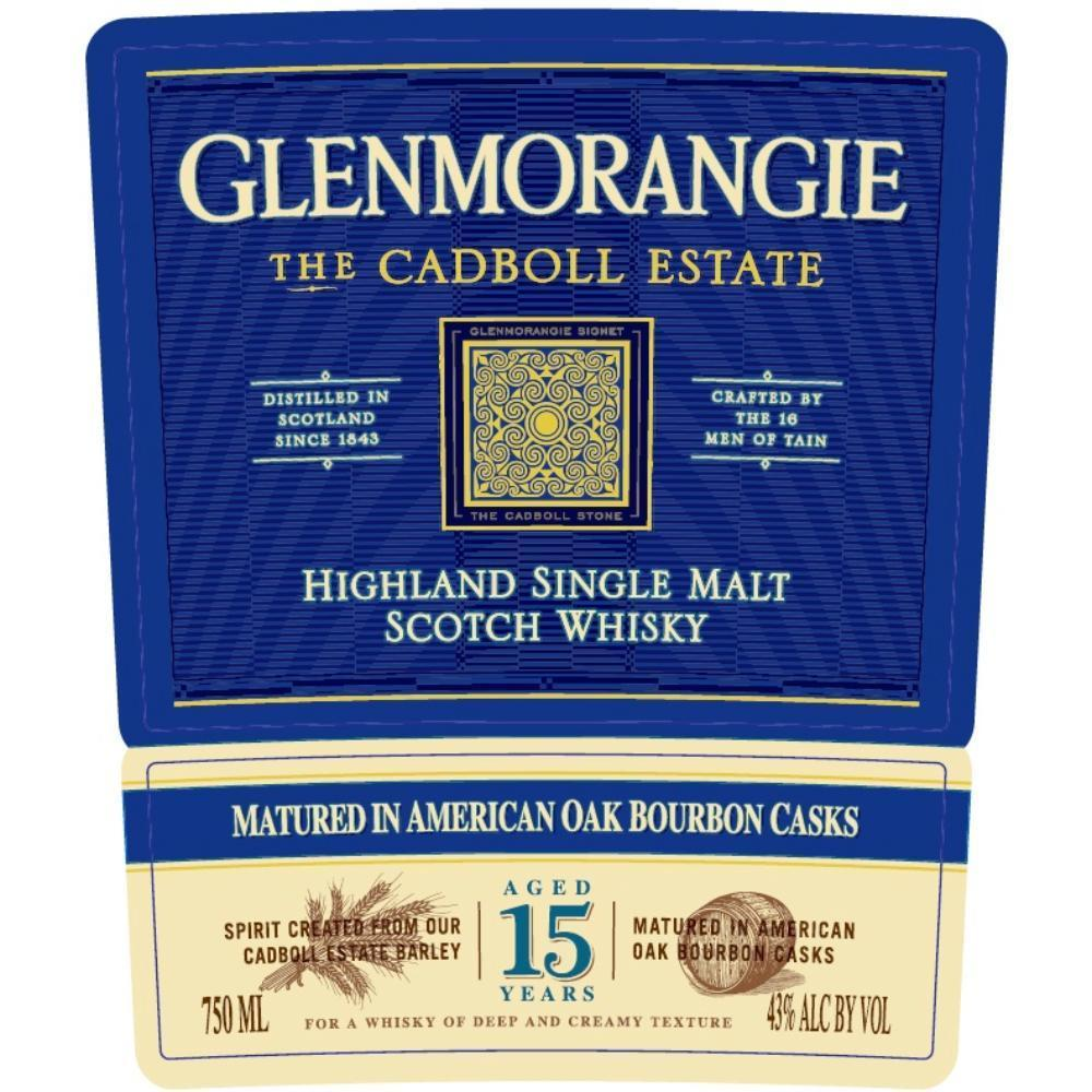 Buy Glenmorangie The Cadboll Estate 15 Year Old online from the best online liquor store in the USA.