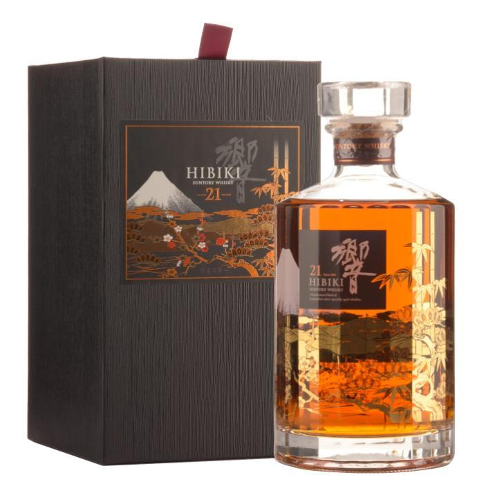 Buy Hibiki 21 Years Old Kacho Fugetsu online from the best online liquor store in the USA.
