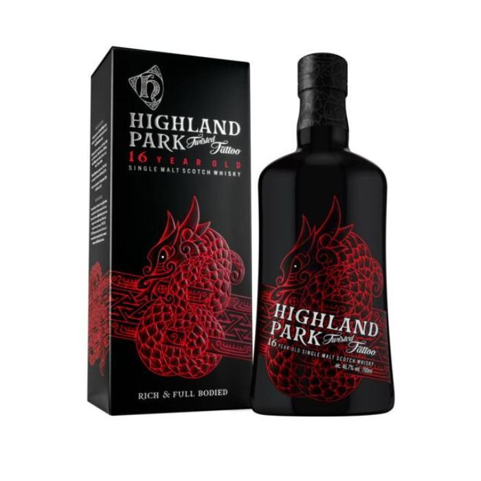 Buy Highland Park Twisted Tattoo online from the best online liquor store in the USA.