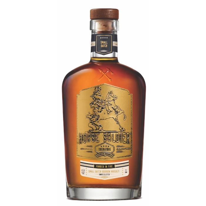 Buy Horse Soldier Small Batch Bourbon online from the best online liquor store in the USA.