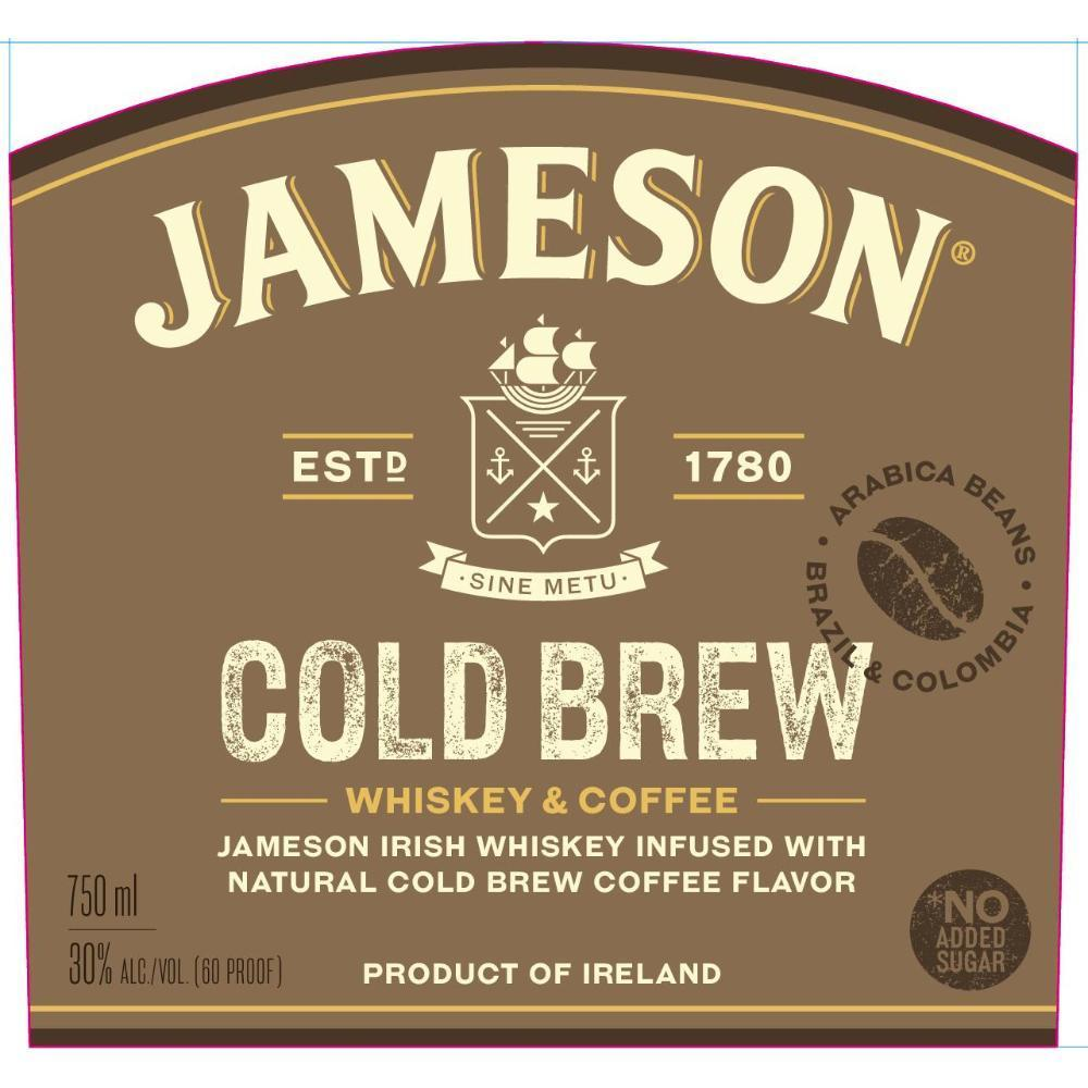 Buy Jameson Cold Brew Whiskey & Coffee online from the best online liquor store in the USA.