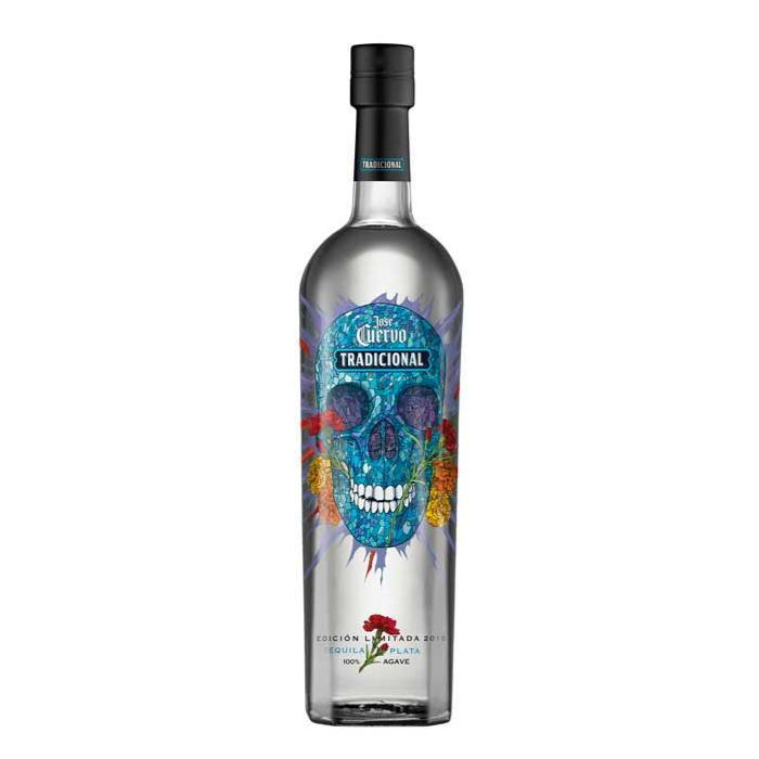 Buy Jose Cuervo Día de Muertos Limited Edition Silver online from the best online liquor store in the USA.