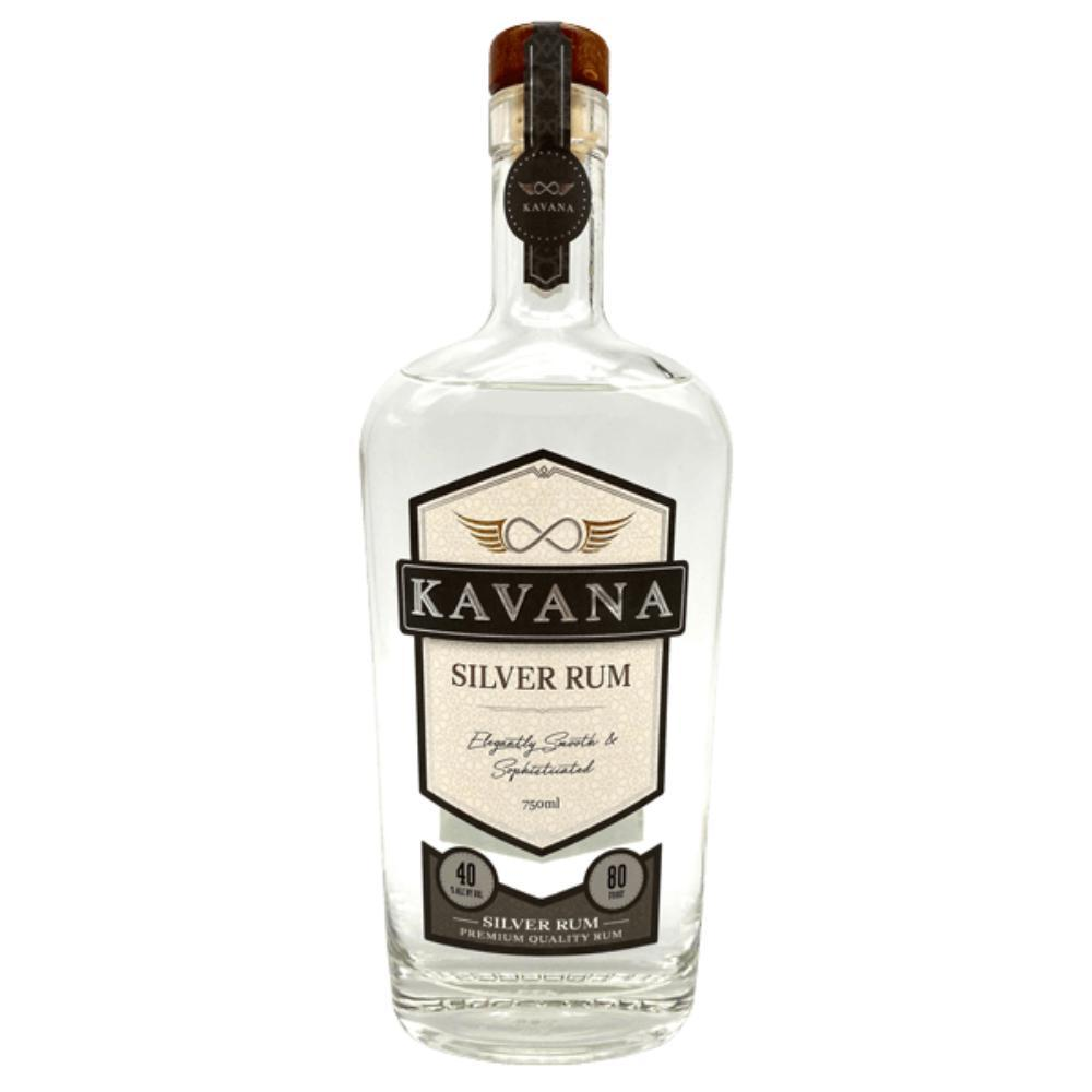 Buy Kavana Rum Silver online from the best online liquor store in the USA.